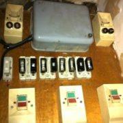 Mise en sécurité electrique