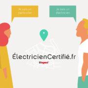 Electricien certifié Legrand